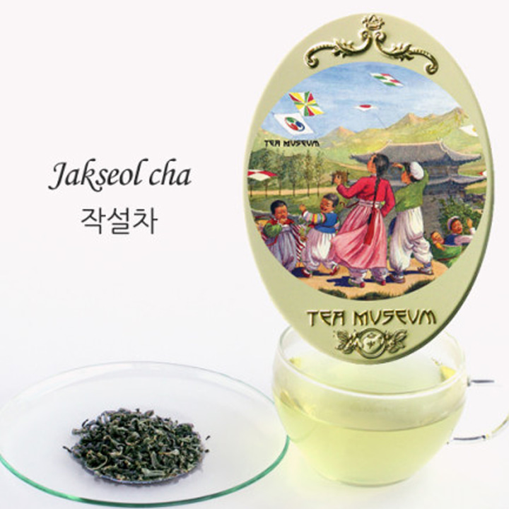 티뮤지움 작설차Tea Museum Jakseol Tea