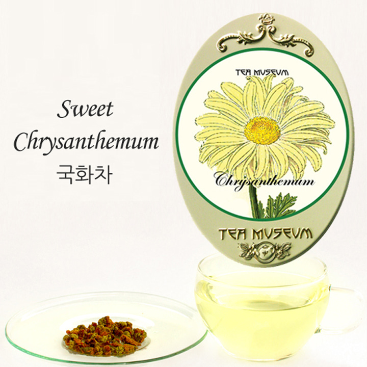티뮤지움 국화차Tea Museum Sweet Chrysanthemum Tea